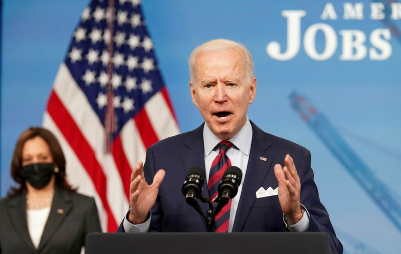 Biden's budget meets criticism from right and left on Pentagon spending
