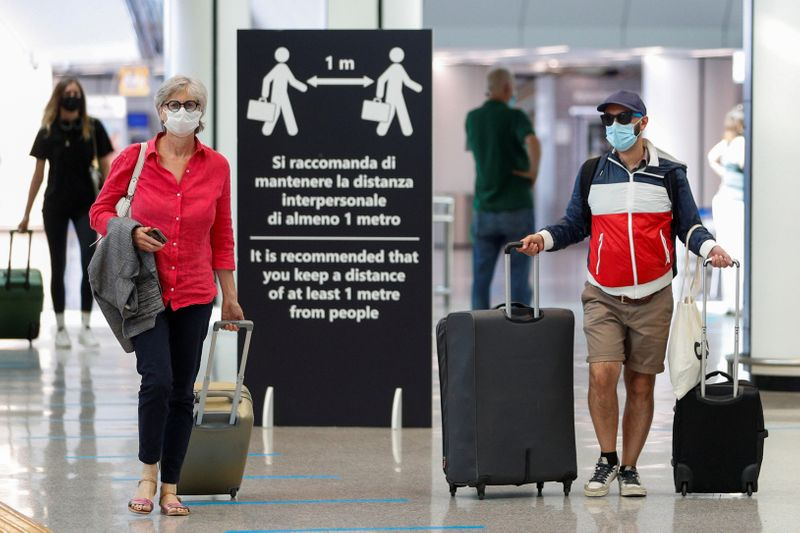Airlines could use new EU COVID pass this summer: official