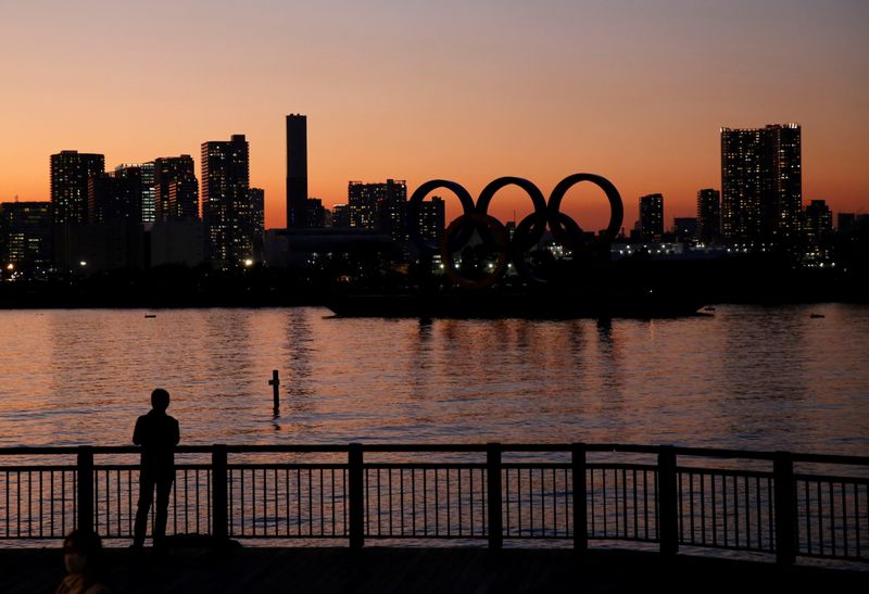 IMF says Japan's economy can weather Olympics cancellation