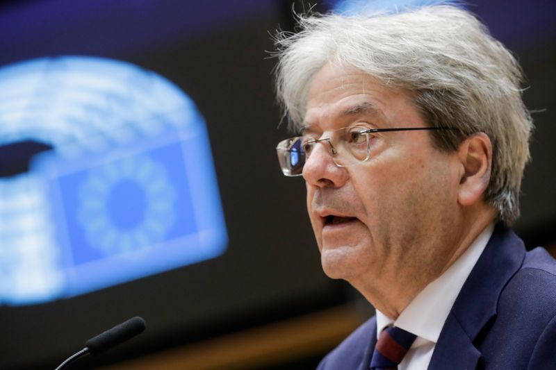 EU must implement its joint recovery plan before mulling more: Gentiloni