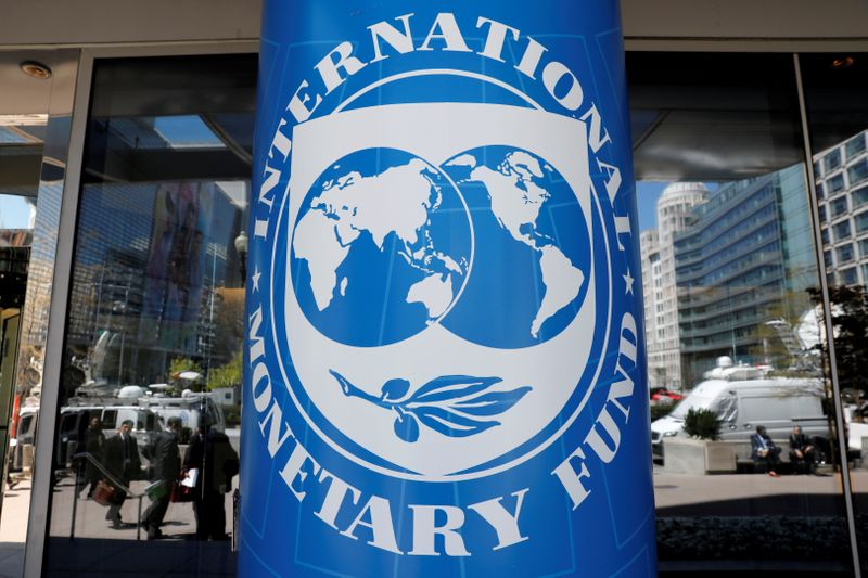 IMF calls for additional euro zone fiscal stimulus in 2021-22