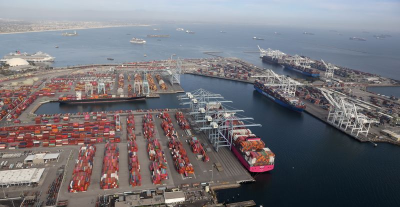 U.S. import prices increase solidly, seen temporarily boosting inflation