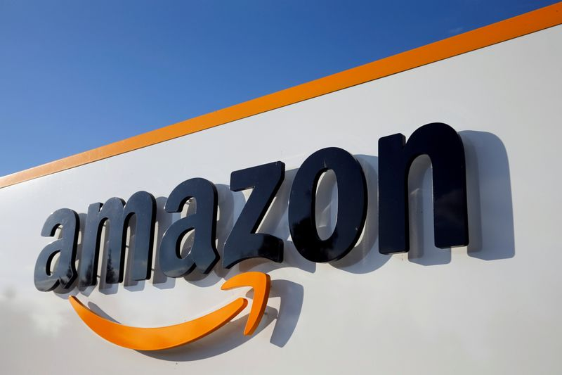 Amazon first-quarter sales beat expectations, shares rise
