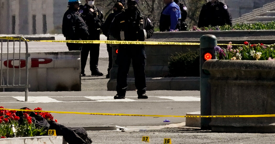 Suspect in Capitol attack appears to have been a follower of Louis Farrakhan.