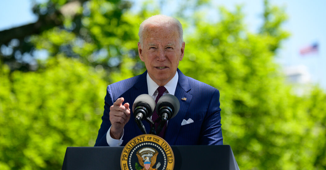 Biden Seeks Shift in How the Nation Serves Its People