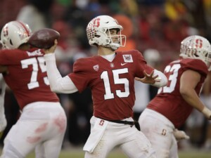 Four QBs the Bears could consider on the draft's second day