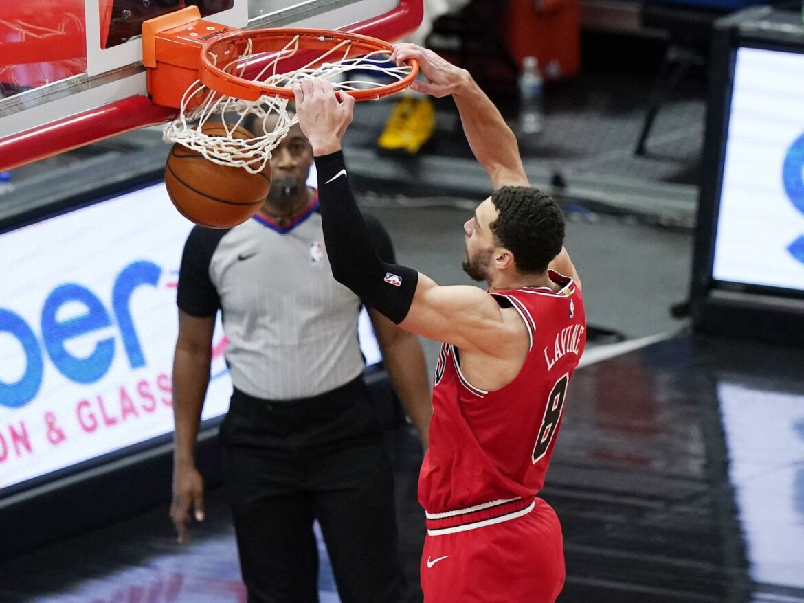 Zach LaVine update: 'This is probably gonna take another week'