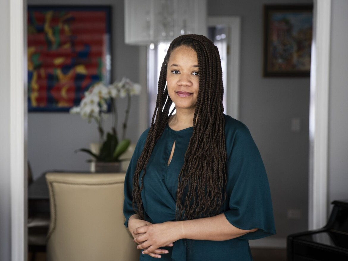 Evanston reparations leader: It's time to do something about the line dividing Black, white lives