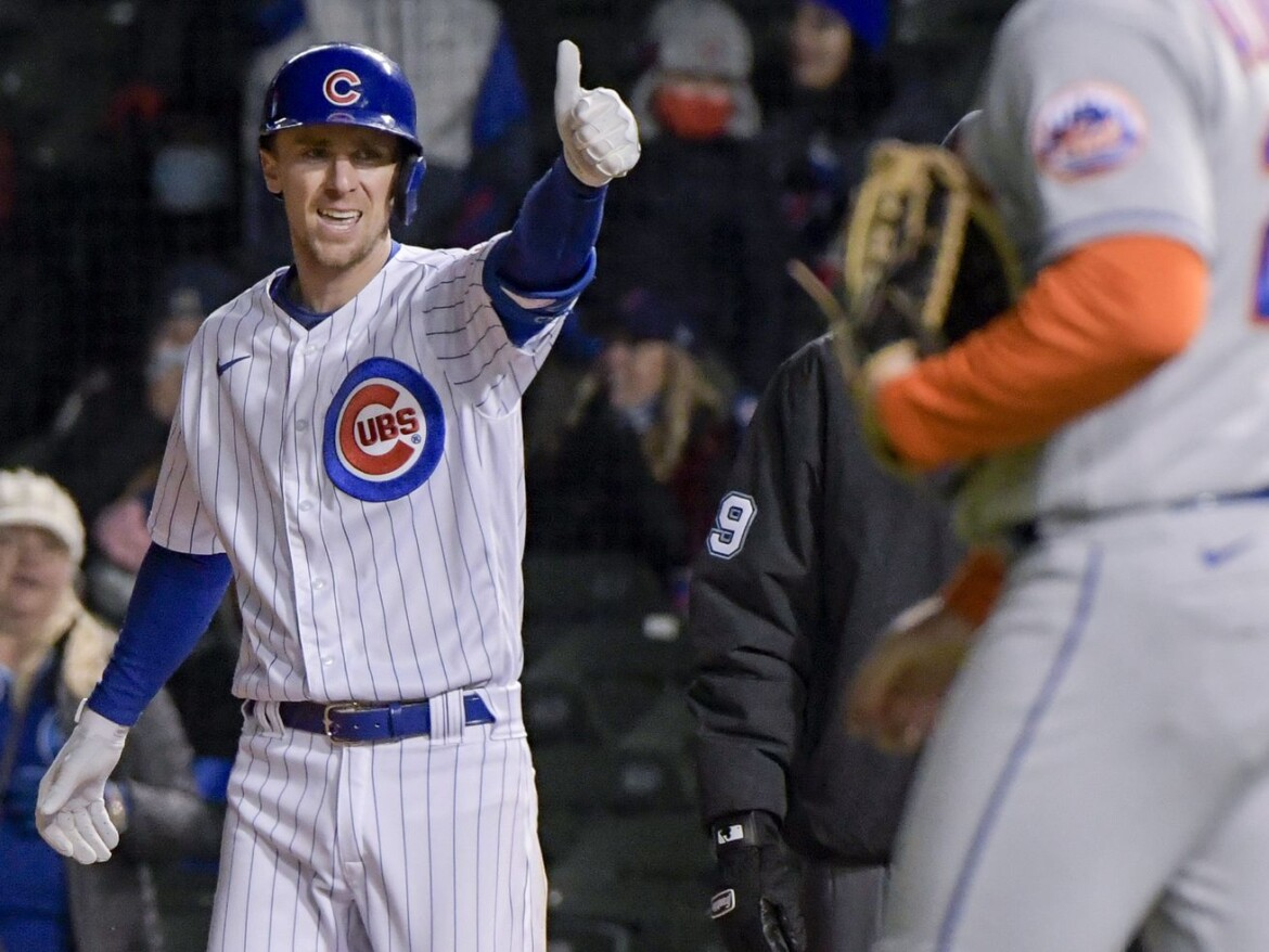 Versatile Matt Duffy becoming one of the early surprises of the Cubs season
