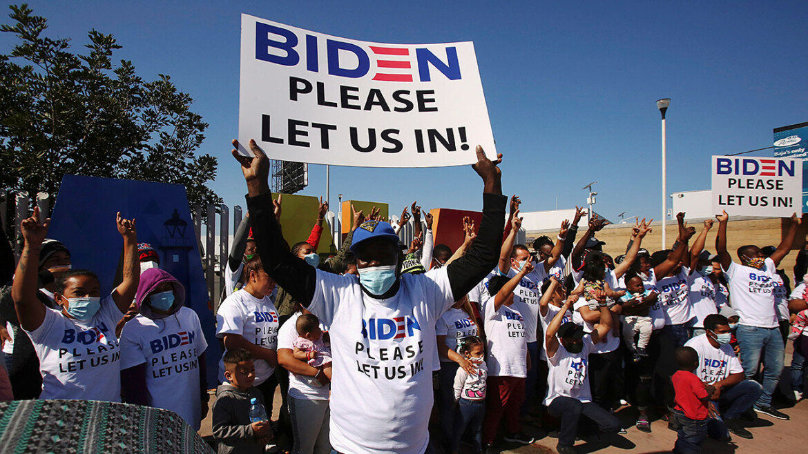100 days into presidency, Biden's immigration executive actions triple Trump's, analysis finds
