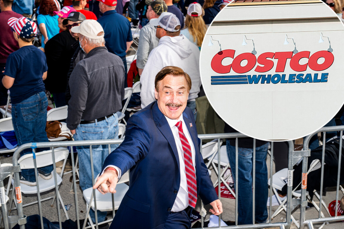 Mike Lindell says Costco has stopped selling My Pillow products