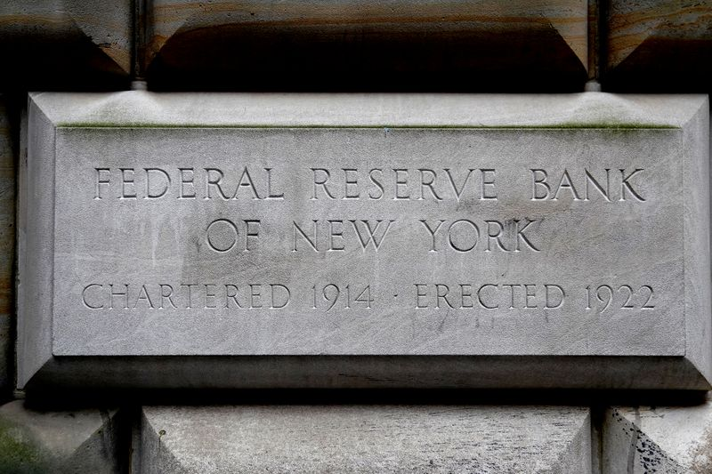 NY Fed may make technical adjustment due to asset purchases, official says