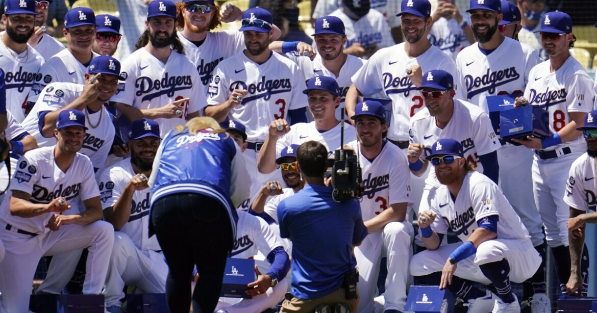 Greatest moments in Dodger history No. 5: Winning the 2020 World Series