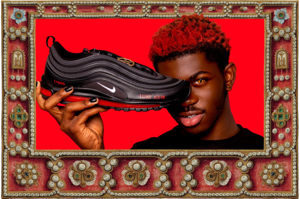 Nike wants shipped pairs of   Lil Nas X's 'Satan Shoes' recalled
