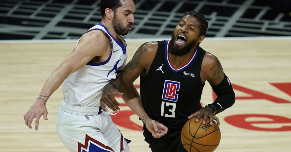 Clippers' Paul George playing through lingering foot pain: 'I got to figure it out'