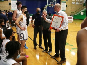 City/Suburban Hoops Report Coach of the Year: DePaul Prep's Tom Kleinschmidt