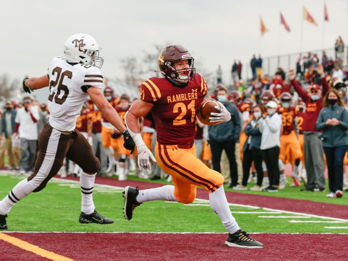 2020-21 Sun-Times High School Football Player of the Year and All-Area team