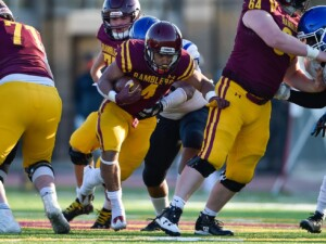 Loyola shuts out Phillips for sixth consecutive win against a ranked opponent