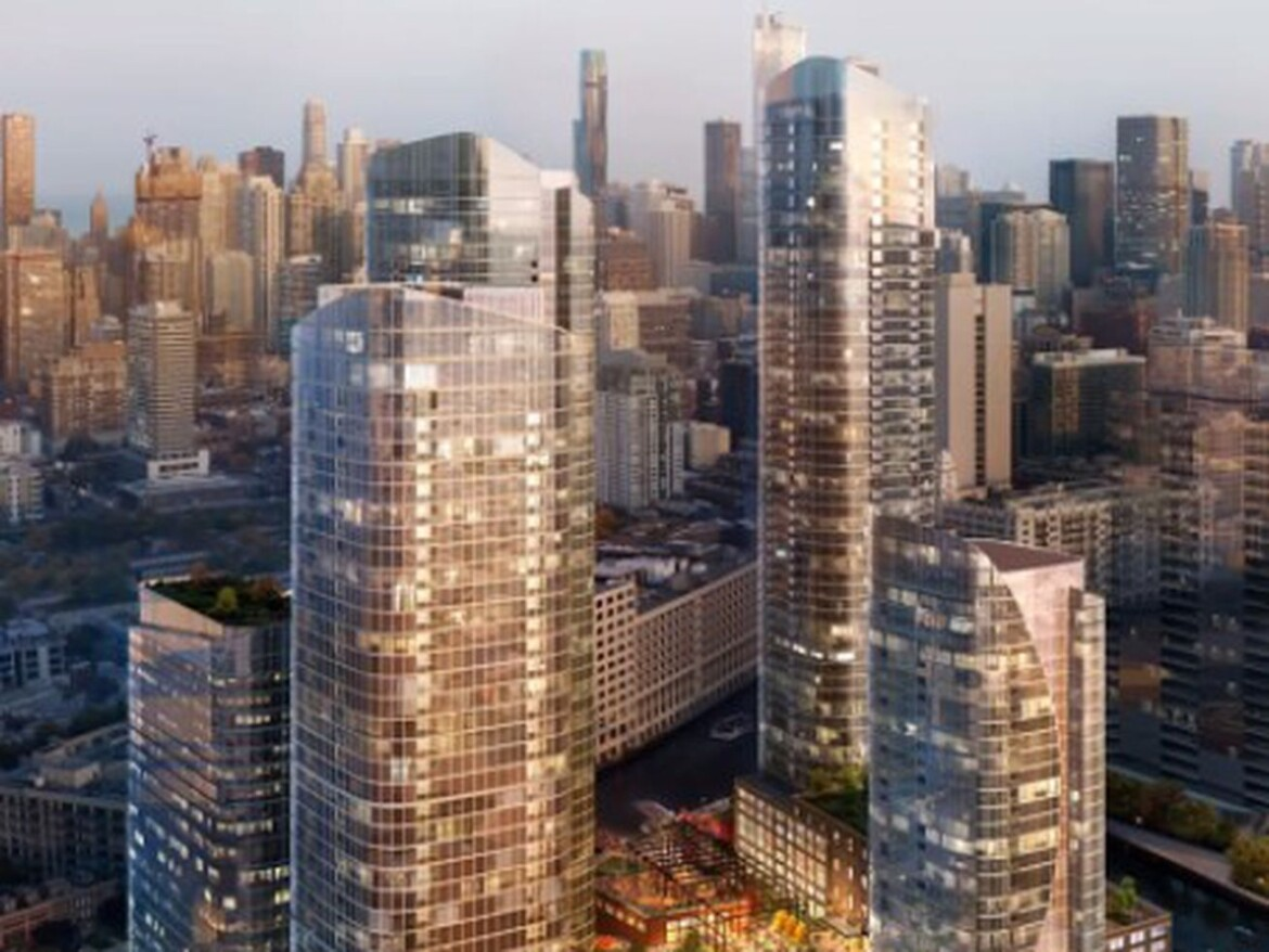 Plan would bring high-rise housing to Goose Island