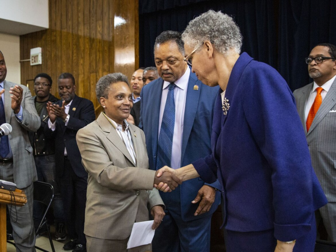 Democratic ward bosses to be asked to endorse elected school board bills Lightfoot opposes