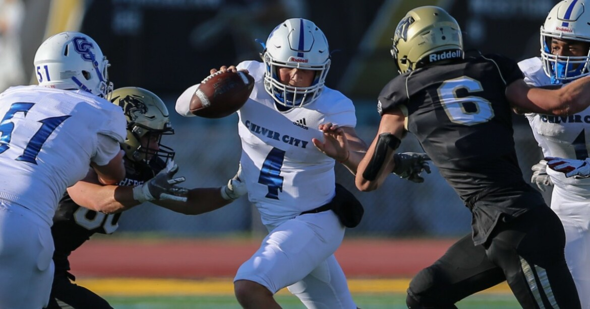 Column: Zevi Eckhaus becomes Culver City's all-time passing leader in 49-0 win