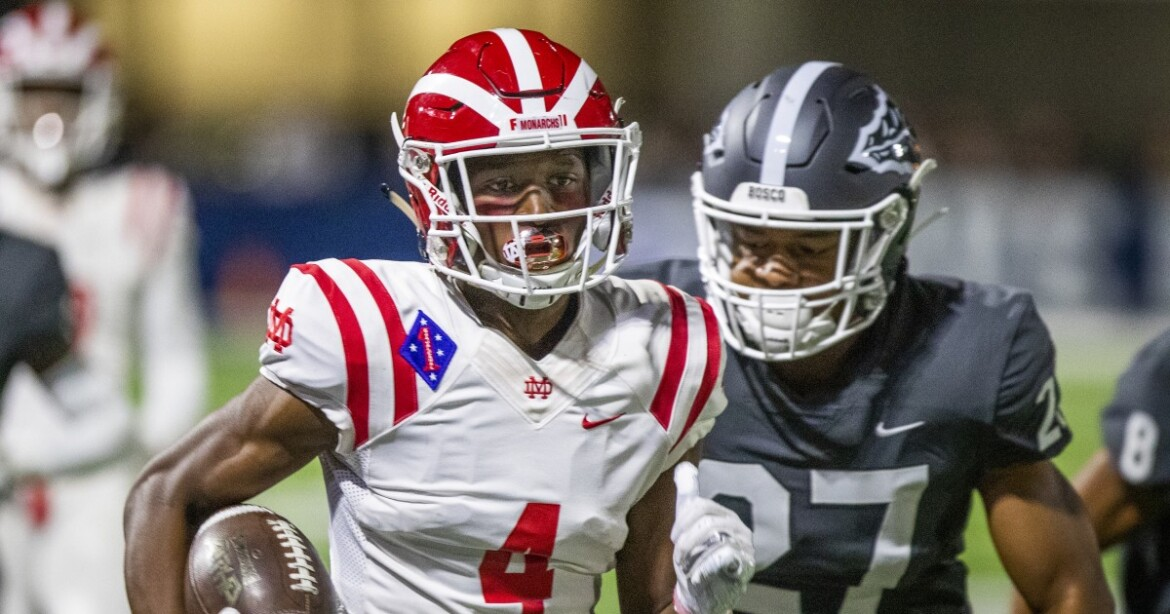 Coaches take sides: Mater Dei vs. St. John Bosco