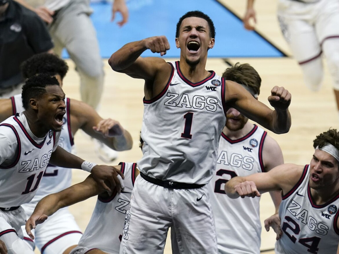 To the bank! Suggs hits the winner, Gonzaga tops UCLA