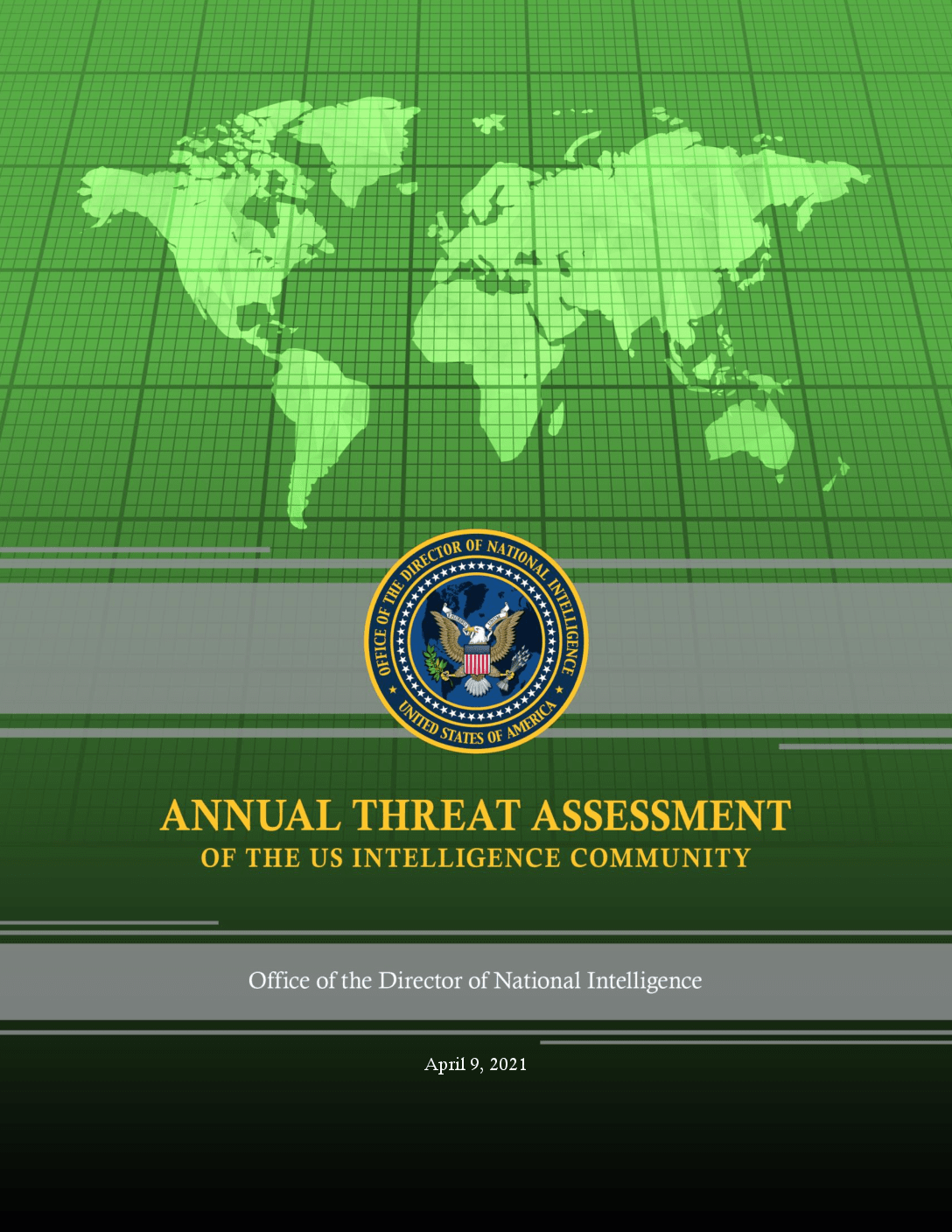 U.S. Threat Assessment Report
