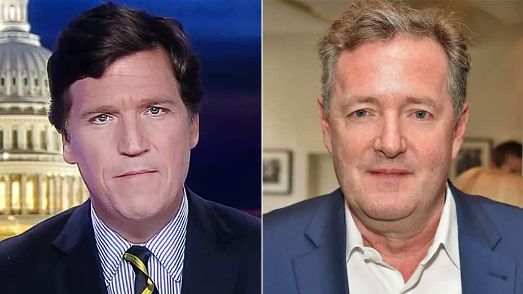 Piers Morgan joins Fox Nation's 'Tucker Carlson Today' on being 'silenced' for Markle furor, quitting GMB