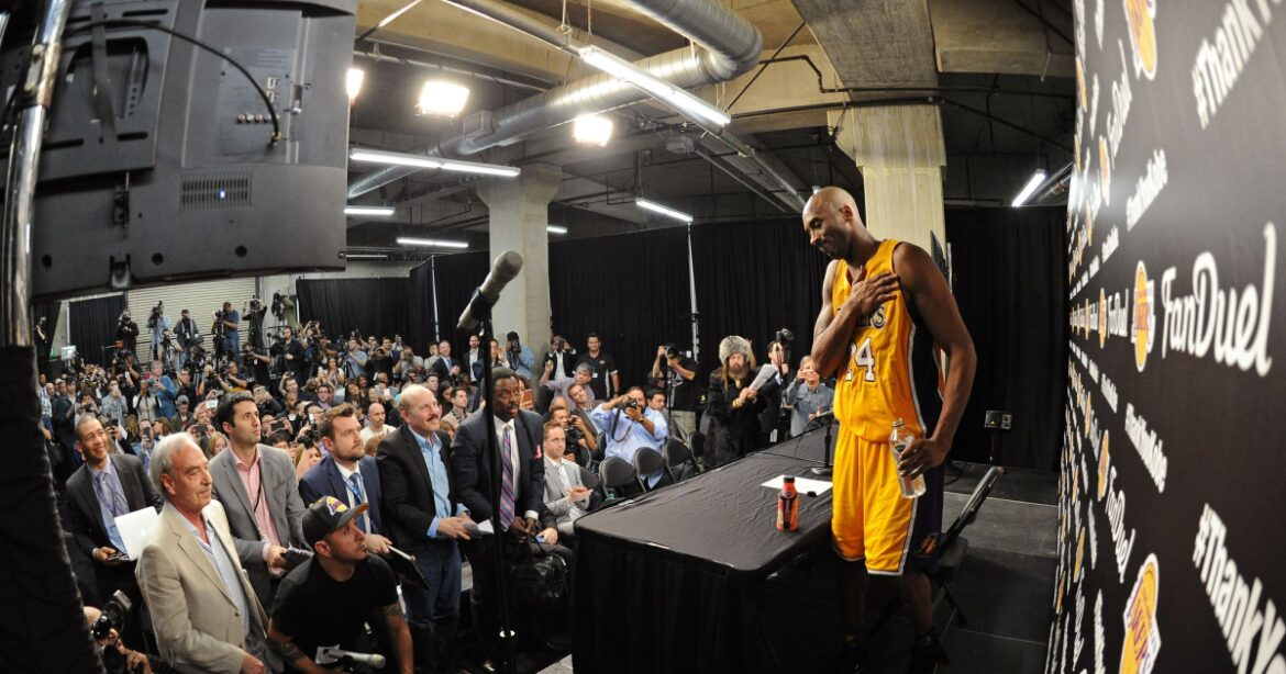 Dropping 60 in finale 'too unbelievable,' Kobe Bryant said in 2018 video interview