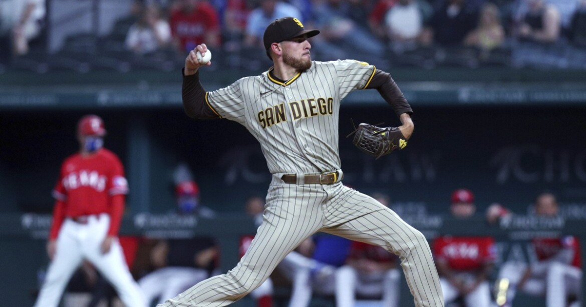 Joe Musgrove throws first no-hitter in San Diego Padres history