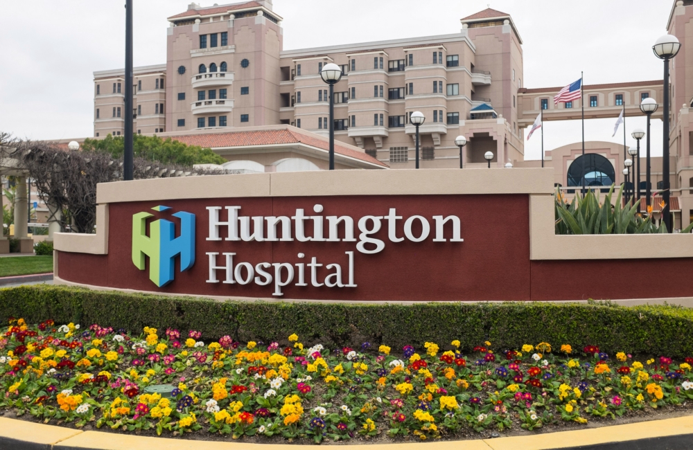 Huntington Hospital/Cedars-Sinai file lawsuit against state justice department