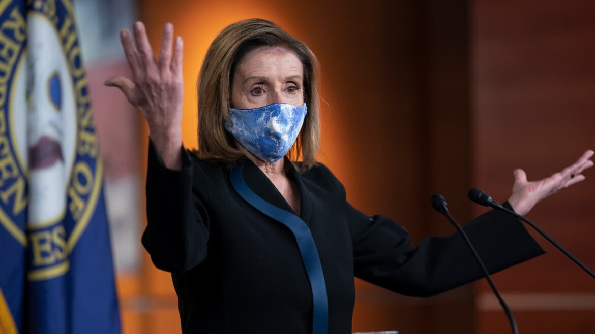 Pelosi still thinks Biden has southern border under control, despite record-breaking numbers