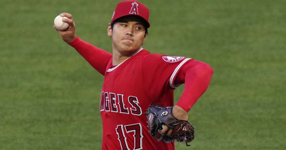 Shohei Ohtani effectively wild in return to mound in Angels' win over Rangers