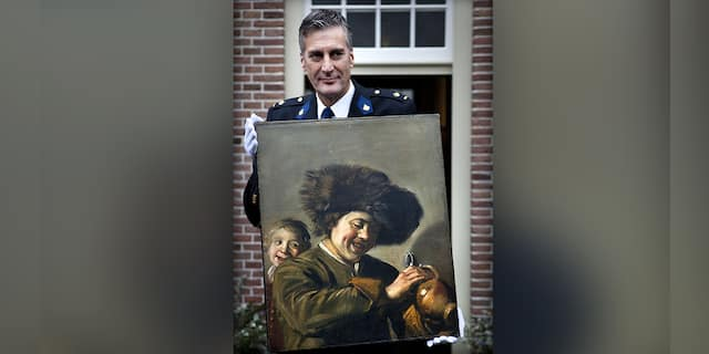 Dutch police arrest suspect in thefts of Van Gogh, Frans Hals paintings