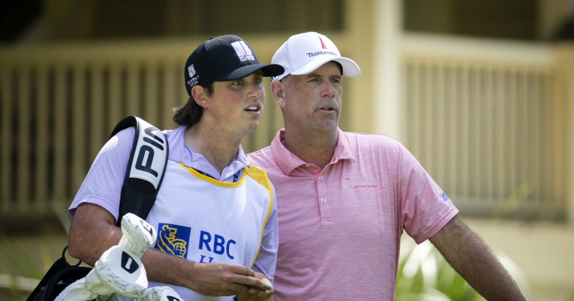 Golf roundup: Stewart Cink defies age to win his third RBC Heritage title
