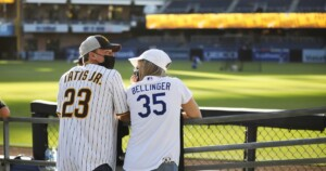 Beat L.A.? Maybe. Keep Dodgers fans away? Good luck