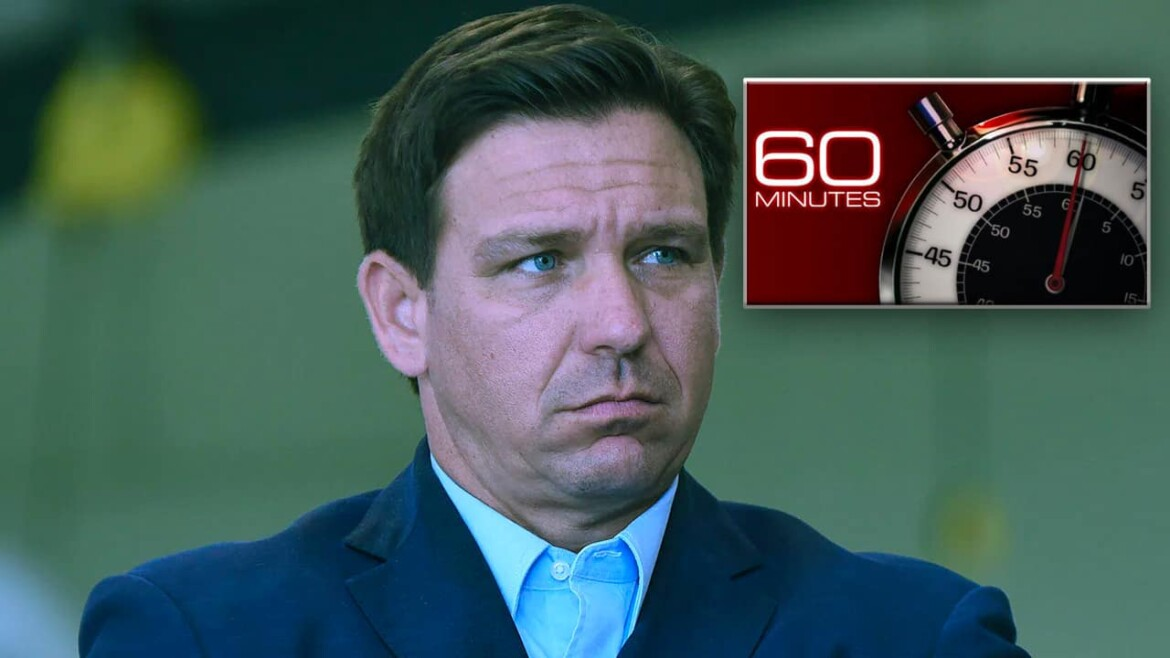'60 Minutes' story made Ron DeSantis a 2024 frontrunner: Joe Concha