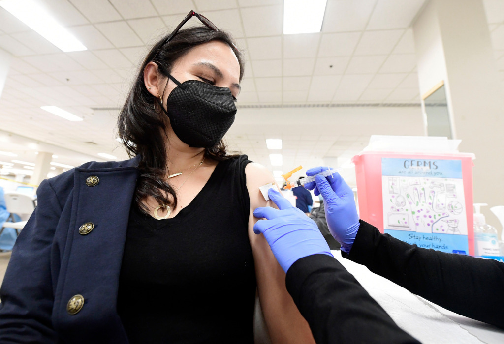 Fewer LA County residents are getting vaccinated – and Ferrer calls this 'worrisome'