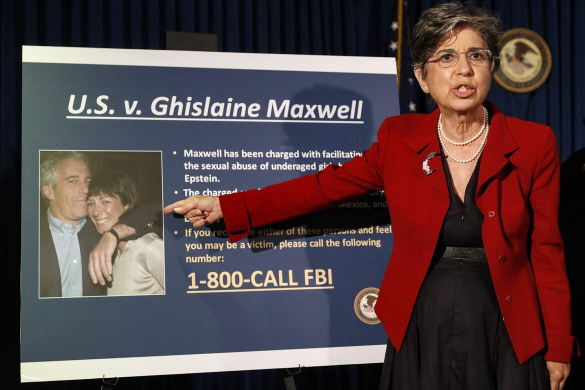 Lawyers raise a stink over Ghislaine Maxwell's jail care