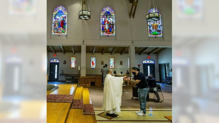 Many Southern California churches to ease back into normalcy despite court ruling