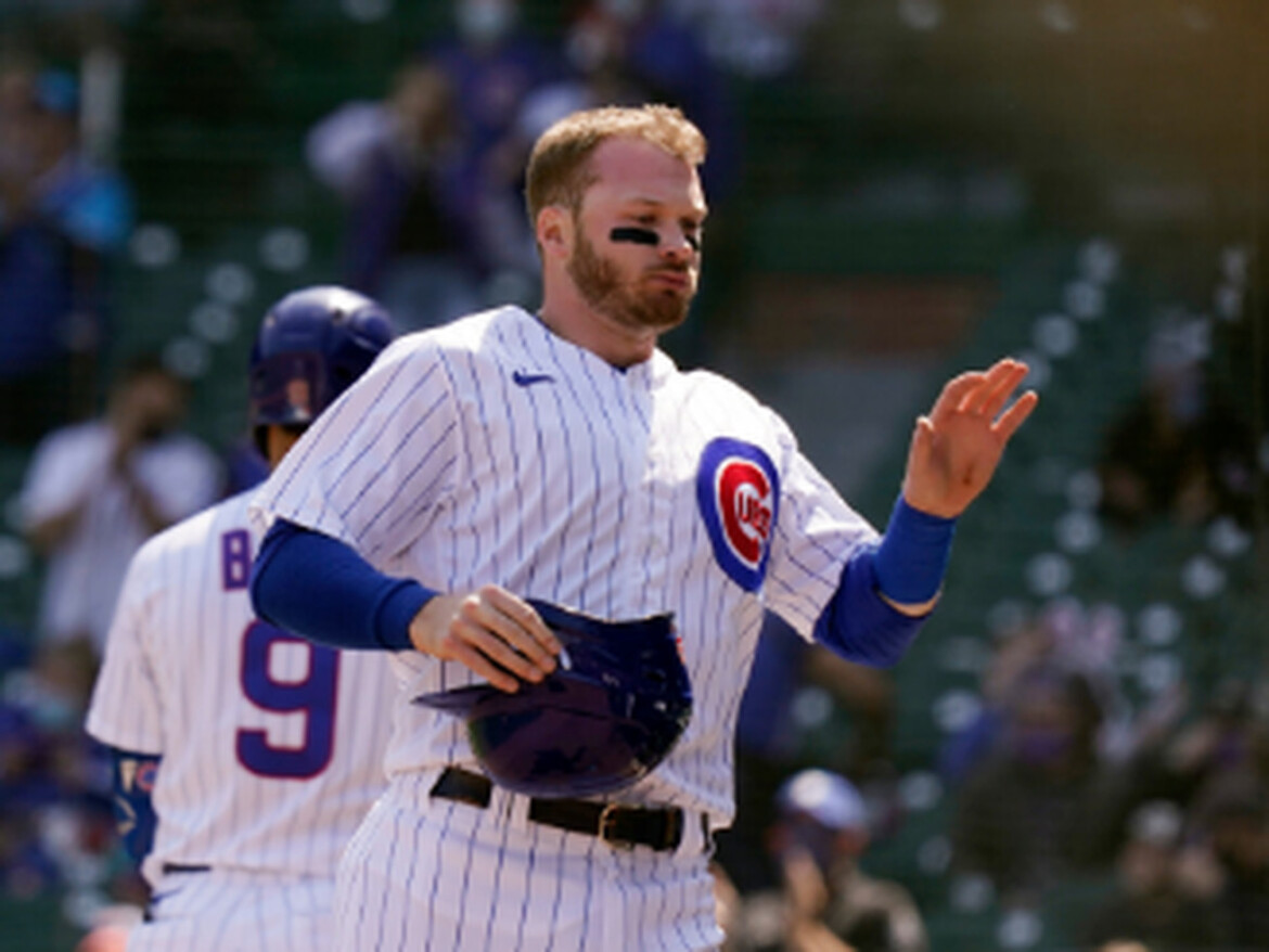 Cubs manager David Ross: It's harder to hit than it used to be