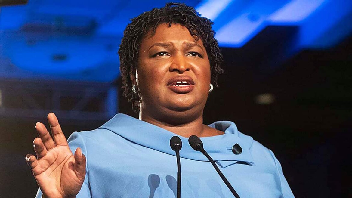Stacey Abrams applauds MLB's decision to move All-Star Game out of Georgia