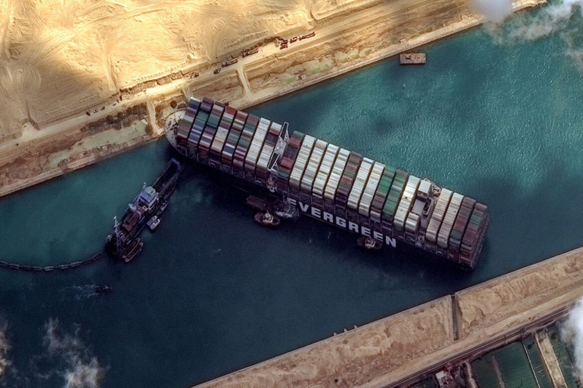 Suez Canal traffic jam eases further after ship unblocked