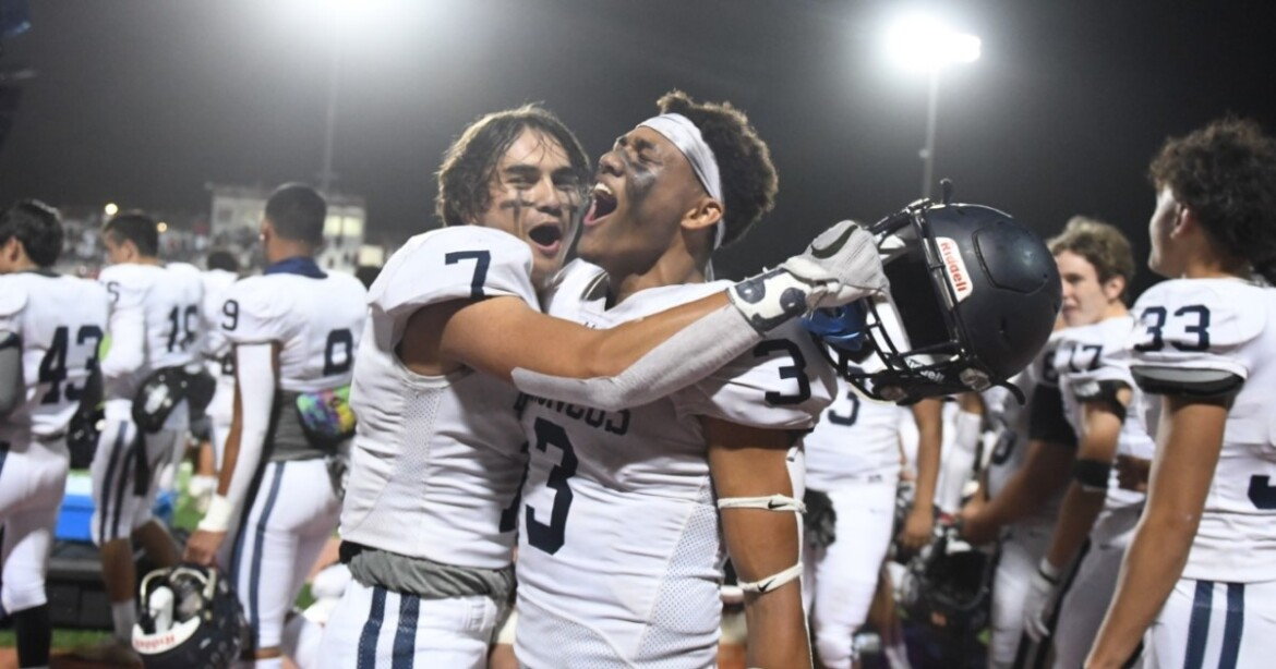 Prep notebook: Rivalry week caps Southern Section football