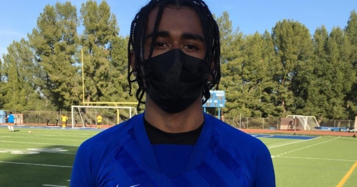 Roundup: Jose Coto is making impact for El Camino Real's unbeaten soccer team