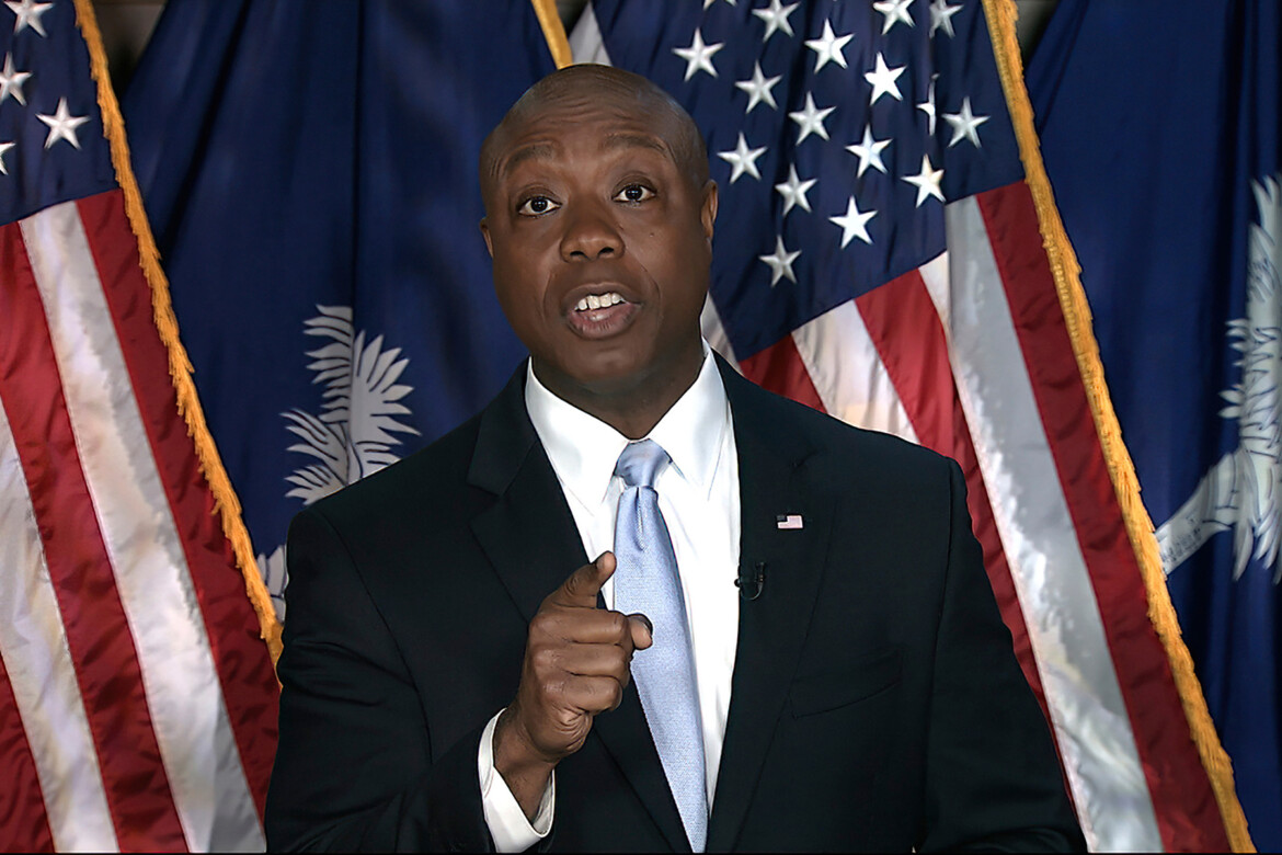 Tim Scott Resorts to Twisted, Cynical Logic to Defend GOP Voter Suppression