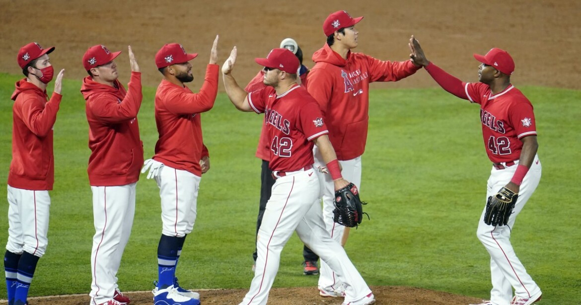 Angels' game Saturday night postponed because of Twins' COVID-related issues