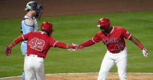Justin Upton's grand slam lifts Angels over Twins