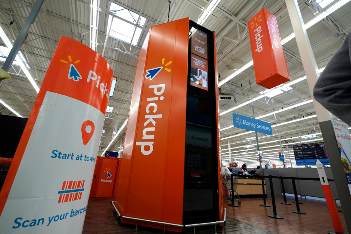 Walmart ditching massive pick-up towers in hundreds of stores